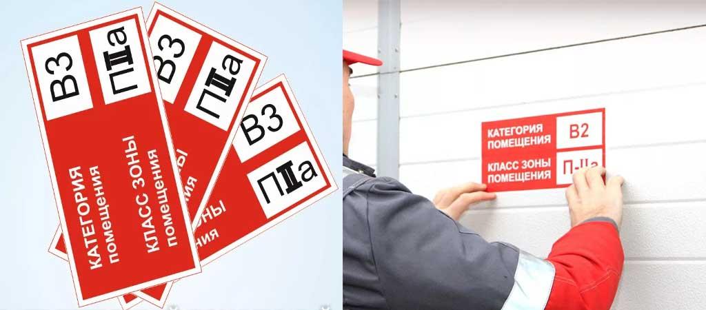 Расчет категорирования пожарной безопасности