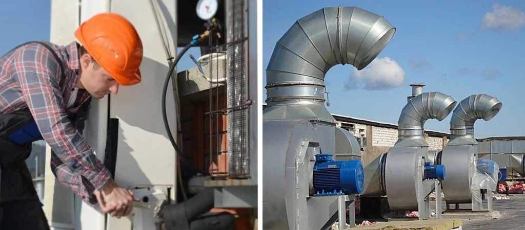 Техническое обслуживание систем дымоудаления от PTM24