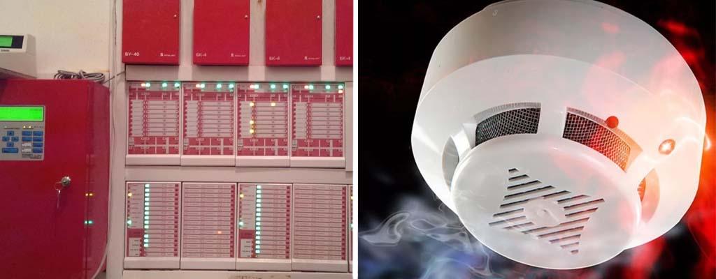 Заказать монтаж пожарной сигнализации от ПТМ24 в Москве