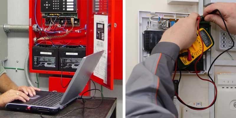 Техническое обслуживание охранно-пожарной сигнализации в Москве